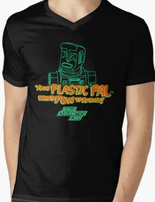 Your Plastic Pal Who's Fun To Be With! Mens V-Neck T-Shirt