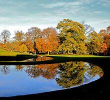 Charles Jencks Landform, SNGMA, Edinburgh by asm1