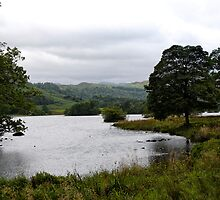 Rydal water in August by 29Breizh33