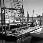 Trawler and Skiff by Shae1324