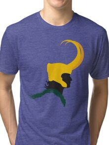 The Loki Profile Tri-blend T-Shirt