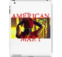 American Mary - For Horror Fans iPad Case/Skin