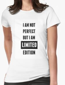 BTS/Bangtan Sonyeondan - Limited Edition Quote #1 Womens Fitted T-Shirt