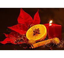 Weihnachtlich Photographic Print