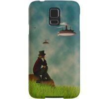 Airhships Samsung Galaxy Case/Skin