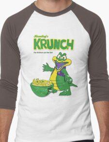 Kremling's Krunch Cereal Men's Baseball ¾ T-Shirt
