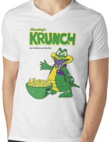 Kremling's Krunch Cereal Mens V-Neck T-Shirt
