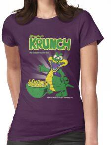 Kremling's Krunch Cereal Womens Fitted T-Shirt