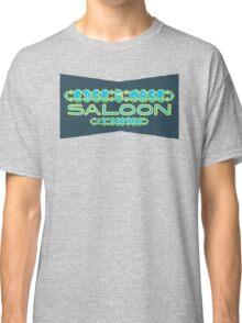 Edge Case Saloon Classic T-Shirt