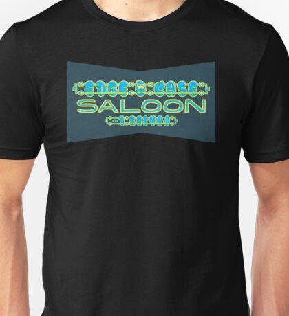 Edge Case Saloon Unisex T-Shirt