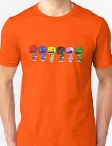 Lil' Teenagers with Attitude T-Shirt
