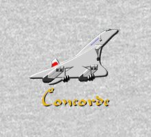 Concorde T-shirt, etc.  design Long Sleeve T-Shirt