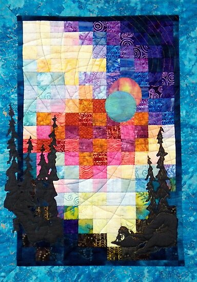 Twin Suns & Daughters by Pamela Gregan