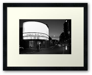 Cornerhouse and Whitworth Street West, Manchester by Nick Coates