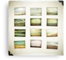 Love of the Sea - Collage Metal Print