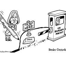 Border Controls by Alex Hughes
