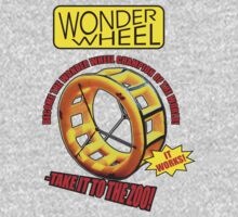 Wonder Wheel  by BUB THE ZOMBIE
