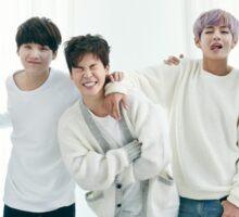 BTS/Bangtan Sonyeondan - Season's Greetings #1 Sticker