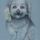 Woof! by Karen  Securius