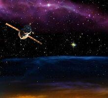 Cosmic Birds by Pal Virag