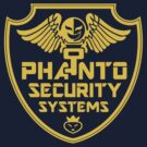 PHANTO SECURITY SYSTEMS by DREWWISE