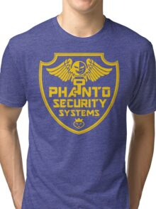 PHANTO SECURITY SYSTEMS Tri-blend T-Shirt