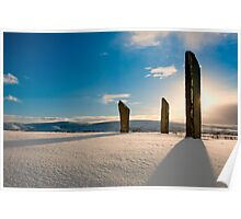 Standing Stones of Stenness Poster