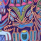 Huichol Art/Puerto Vallarta, Mexico - Arte Huichol by PtoVallartaMex