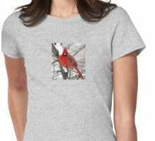More Snow, Really? Womens Fitted T-Shirt