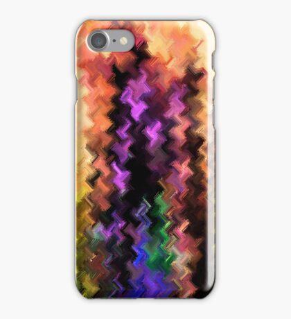 iPhone Case of painting....Herringbone... iPhone Case/Skin