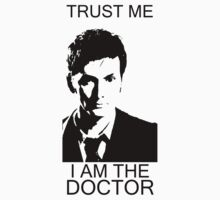 Trust me. I'm the Doctor.