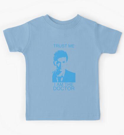 Trust me. I'm the Doctor. Kids Tee
