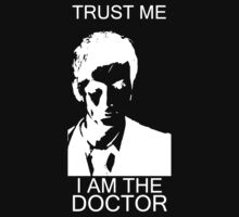 Trust me. I'm the Doctor. Kids Clothes