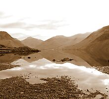 Wastwater Panorama by mikebov