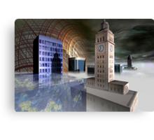 City 2312 Canvas Print