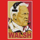 Bill Walsh: West Coast Genius by kagcaoili