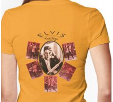 ELVIS - The King ! Womens Fitted T-Shirt