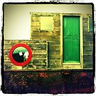 Green Door, Red Porthole... by MobiTog