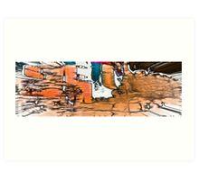 Untitled #7 Art Print
