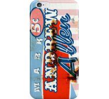 MARK ANDREW ALLEN LOGO iPHONE iPhone Case/Skin