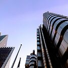 Lloyds, City of London, England by Chris Millar