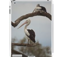 Roosting  iPad Case/Skin