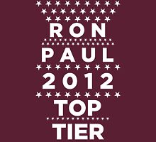 Ron Paul 2012 - Top Tier  Unisex T-Shirt