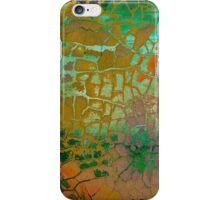 The Unfolding Formation iPhone Case/Skin