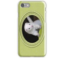 Ferret Sprin iPhone Case iPhone Case/Skin