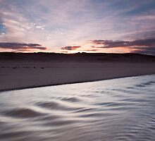 Rippled Dawn by EvaMcDermott