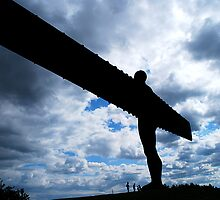 Angel of the North by Kate Fortune