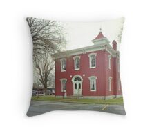 Lynchburg, Tennessee Throw Pillow