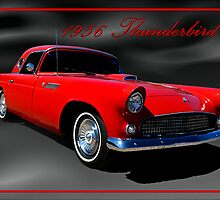 1956 Thunderbird by TeeMack