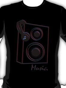 Music. T-Shirt